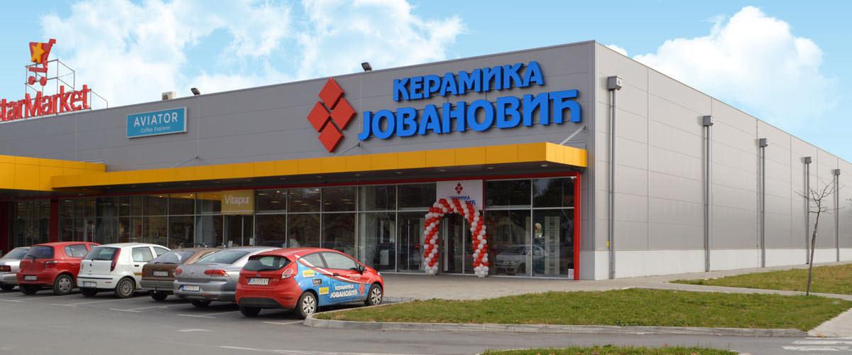 Otvoren novi salon keramike u Šapcu