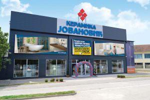 Отворен нови салон керамике у Ветернику
