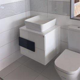 Dea 60 crna – donji deo bez umivaonika