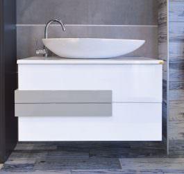 Dea 90 siva – donji deo bez umivaonika