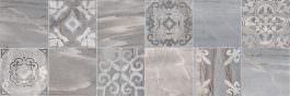 Decor Tangram Gris Bano 20×60