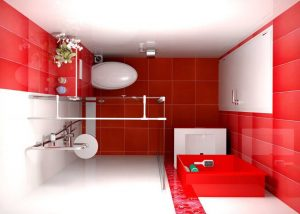 Слагање боја у купатилима