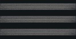 Bellicita Nero Inserto Stripes 30×60