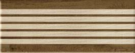 Inserto Lucia Strips Brown 20×50