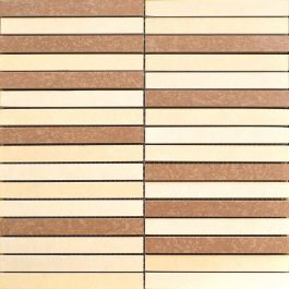 Mozaik Dalas Dry River Brown 30×30
