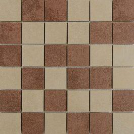 Mozaik Tectonic Oxide – Beige Q 30×30