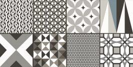 Patchwork mat 25×50 dekor