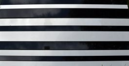 Mozaik PG white/black 30×60