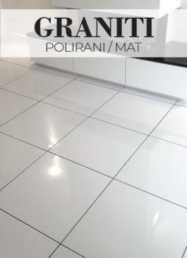 Graniti polirani/mat