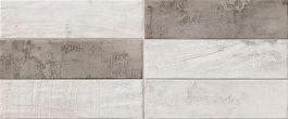 Pietra White/Grigio Bricks Decor 25×60