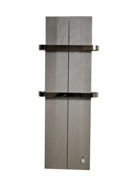 Sušač peškira električni 404×1000 metalik sivi