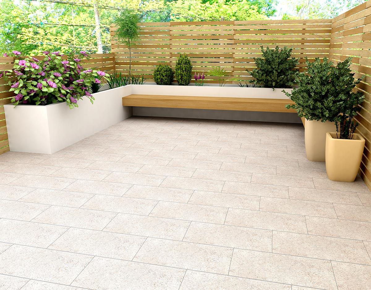 Пролећно уређење баште и терасе