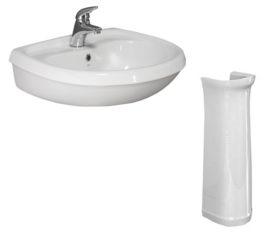 Ova umivaonik 60 cm + stub