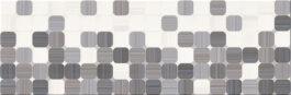Mix Colours Inserto White/Grey 25×75