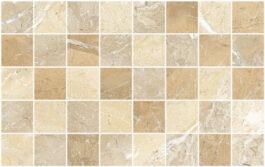 Marmo Moca Mosaic 25×40